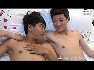 Asian-Ephebes - JAMES & LAY - Sweet Lovers!
