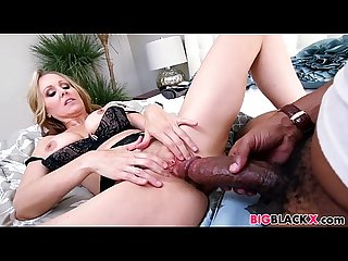 Pornstar Julia ann gets fucked by black cock