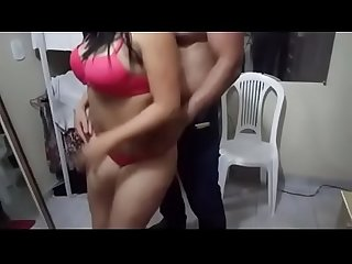 Desi-blowjob-mms-sexy-bhabhi-with-neighbour