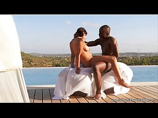 African couple sex fantasy
