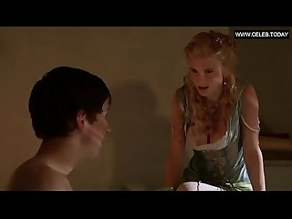 Viva Bianca hot sex and nude scenes in Spartacus