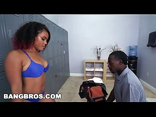 Bangbros brown bunnies dani dolce payback for the peeper bkb15365
