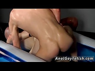 Small babe gay schoolboy hard porn Straight by two big dicked boys