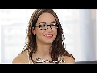 Castingcouch x gamer girl wants to get famous with porn