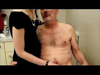Ulf larsen Caught Wanking punished excl