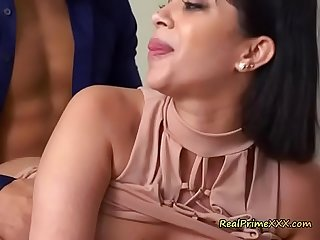 Hot Professor Kitty Caprice Gets Fucked By The Dean