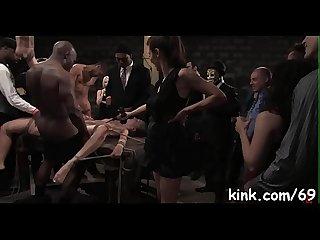 Public thraldom sex