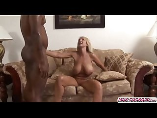 Maxcuckold com blonde have big cock