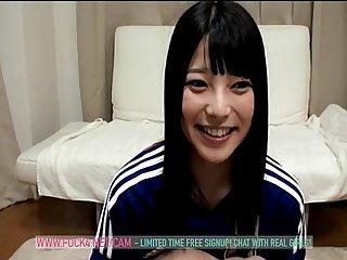 Japanese Gokkun webcam show www fuck4 Net