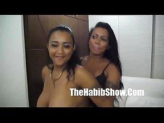 Brazilian Gangbang Orgy freaknick p1