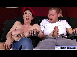 Sex scene with big melon tits wife Rayveness movie 23