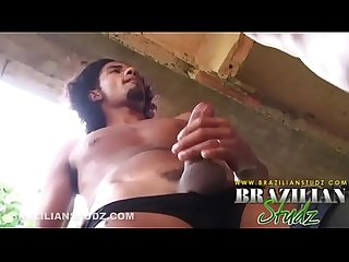 Brazilian beefcake sex orgy