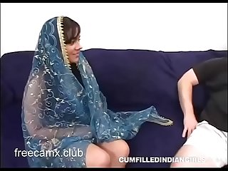 Hot desi fucking video of Indian slut aisha