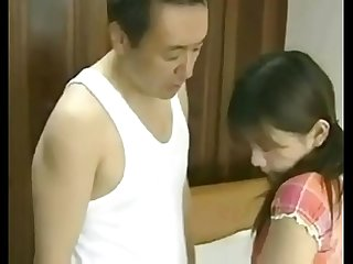 Japanese real father fuck his own daughter sexy japanese schoolgirl fucked in home