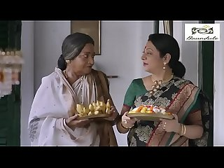 Raima sen hot quarrel with joy sengupta in indian Bangla web series hello