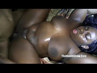 lonni bella bbw chocolate fucked by bbc