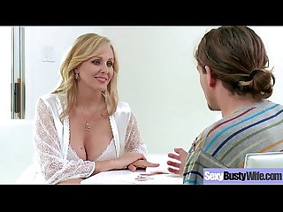 (julia ann) Hot Sluty Mommy With Big Melon Tits Enjoy Intercorse mov-15