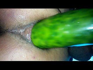Pepino en culo 1