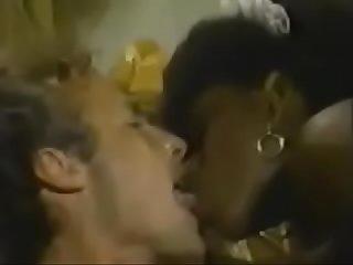 French Cleaners (1986) Scene 2 - Ebony Ayes, Mauvais DeNoir, Gary Vann