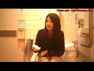 Rather toilet voyeur korea x hamster