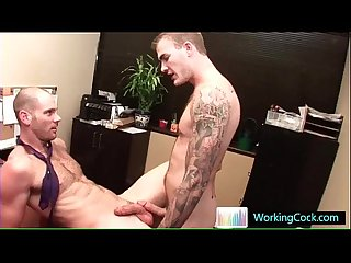 Incredible gay studs in hardcore gay porn by workingcock