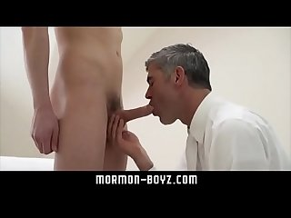 Dad watches young boy get assfucked by older man mormon boyz com