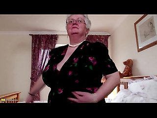 Super Granny with big Boobs from look4milf period com and hungry vagina