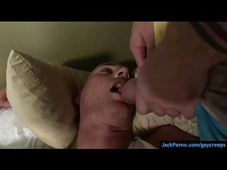 Gay guys converting their straight roomates video 24
