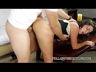 fell on productions milf helena price in show me your homework