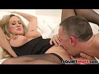 Brandi love squirting pussy