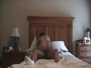 Grandmom riding my dick