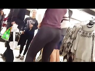 Candid Teen Butts in Leggings Comp - Part 3