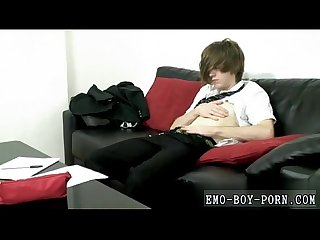 Porno gay min first time Hot emo boy Tyler Archers gives us his full