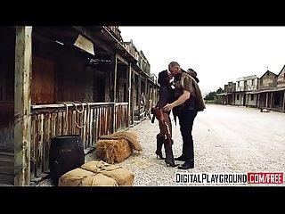 DigitalPlayground - Rawhide Scene 4 Canela Skin Nacho Vida