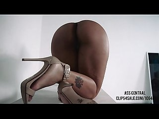Big Butt Latin In Heels Fucked Hard