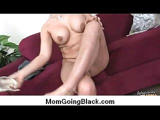 Horny mom fucked by black dude very hardcore scene 4
