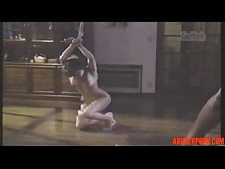 Asian Slave Subjected to Full Body Whipping: Free Porn - abuserporn.com