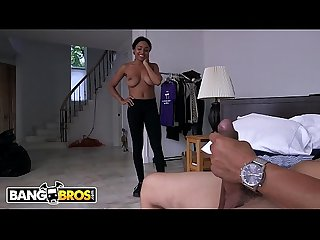 Bangbros hot black maid with big tits anya Ivy is a tough nut to crack