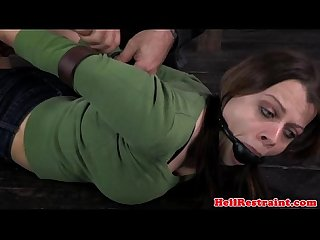 Male dominant punishing useless slut