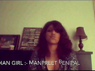 Manpreet benipal vert vert Desi Punjabi girl vert vert fingring fucking