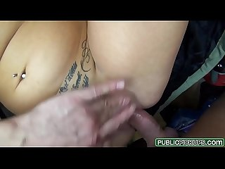 Mofos - (Clair Brooks) - Railin Her in the Train Yard