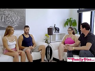 My family pies step siblings agree to get each other off s1 e6