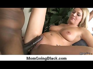 Watching my mom go black fucked by huge black cock 2
