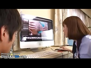 Jav horny photographer goes too far more at elitejavhd com