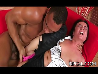 Playgirl pounded in juicy holes
