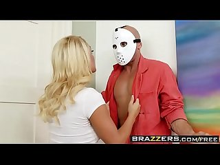 Brazzers teens like it big alexis monroe and johnny sins nightmare on wank street