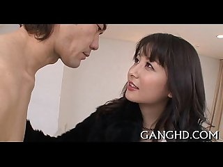 Sexy asian fucking and sex toying