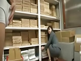 Japanese office girls are naughty comma part 2 in xgadis period com