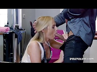 Private.com - Stylist Vinna Reed Fucks Client's Hair & Cock!