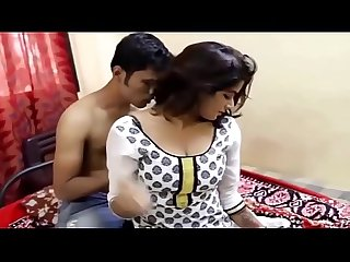 Akeli bhabhi ne padoshi ke sath ki masti watch part 2 on indiansxvideo com